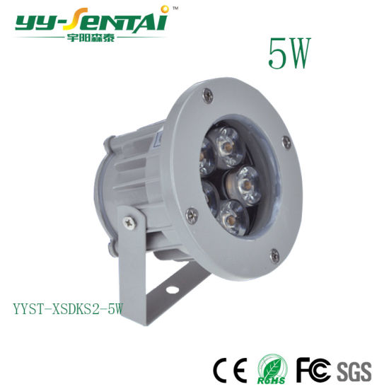 5W LED High Spotlight Light for Outdoor