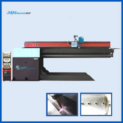 Automatic TIG and MIG Straight Seam Welding Production Machine with Non-Pressure for Solar Water Hea