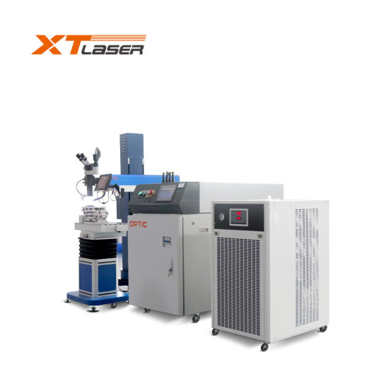 Four Axis Automatic Laser Welding Machine 200W