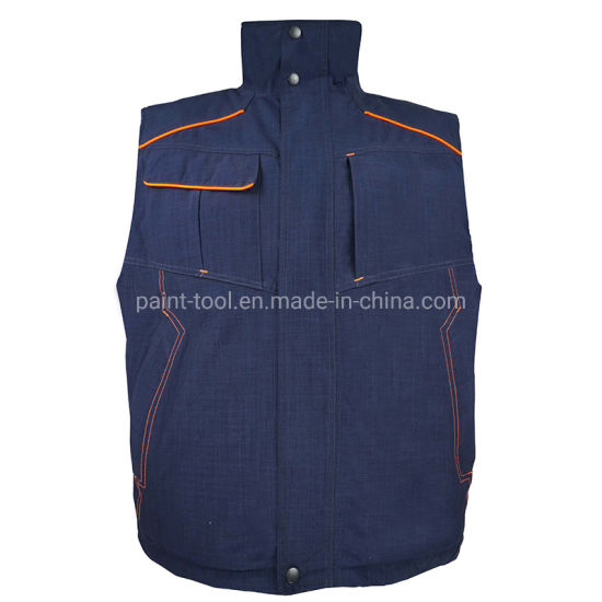 Mens Quilted Vest Body Warmer Gilet
