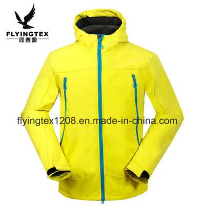New Design Men′s Softshell Jackets Outdoor Sports Wear