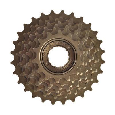 20t Brown Painting Bicycle Part Freewheel/Bike Freewheel