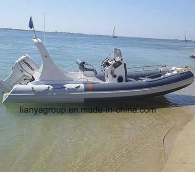 Liya 20FT/6.2m Rigid Bottom Inflatable Boats Rib Boats Tourist