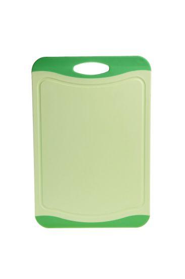 Most Popular Food Grade Bic-Color Plastic Food Chopping Board