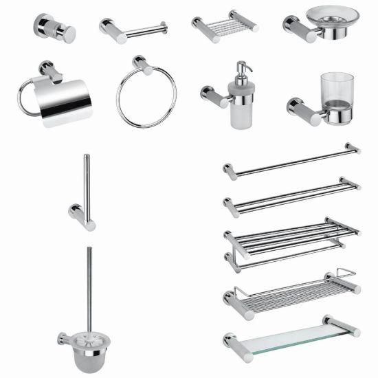 SUS304 Stainless Steel Bathroom Accessories Set (3800)