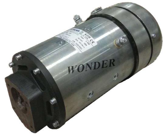 Aerial Platform and Auto Parts 24V 3kw Hydraulic DC Brush Motor