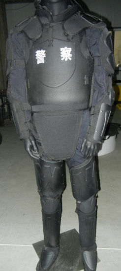 Anti-Riot Suit with Good Impact Resistance