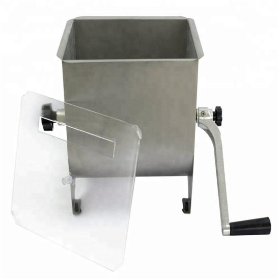Br102 Meat Mixer with Stainless Steel Hopper