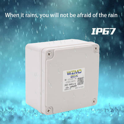 High Quality Plastic IP67 Protection Waterproof Underwater Junction