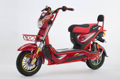 Hot-Sell Powerful Electric Bike E-Scooter From China