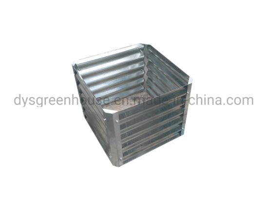 New Product Greenhouse Raised Garden Bed Flowerpot (RDSG565645-ZO)