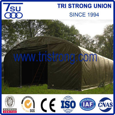 Trussed Frame Shelter/Super Strong Tent/Warehouse/Large Shelter (TSU-4060/TSU-4070)