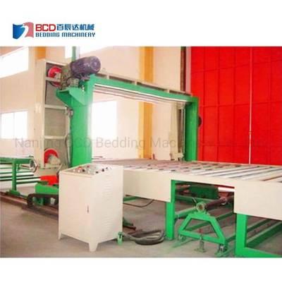 Continuous Foaming Production Machine Line (BLXFP)