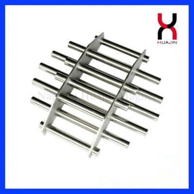 Grid Magnet, Matgnetic Grill Shelf Industrial Hopper Magnet