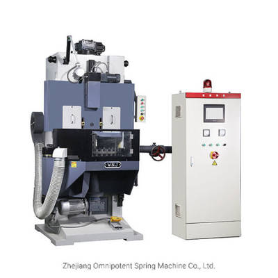 M02-9A The Hot Spring End Grinding Machine in China