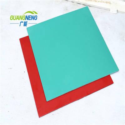 Commercial Enviromental Rubber Flooring, Colorful Indoor Rubber Floor