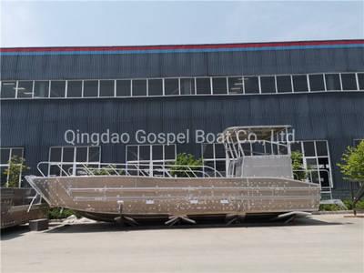 Gospel 10m 33 Feet China Aluminum Boat Landing Craft Boat