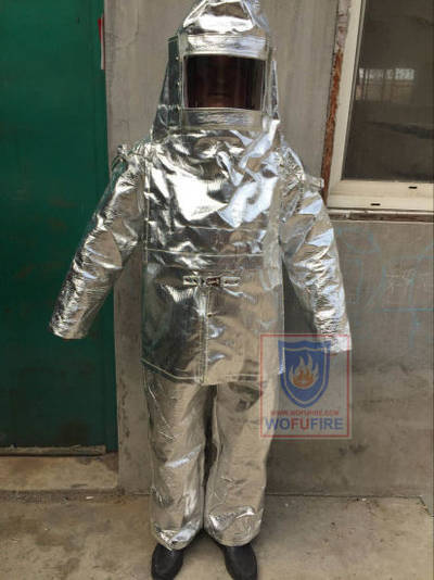 500degree Fire Insulation Suits