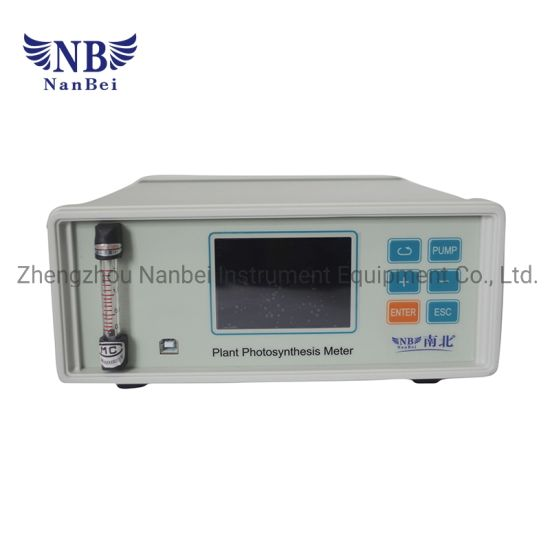 Agricultural Portable Plant Photosynthesis Meter with Good Feedback