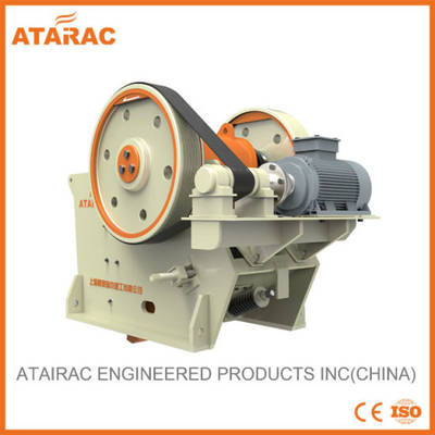 High Efficiency Jaw Crusher for Aggregate (JC125)