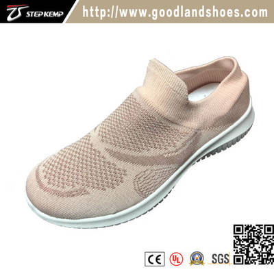 New Arrivals Cheap Sneakers Sports Causal Shoes Ladies Slip-on Running Shoes (EXI-9146)