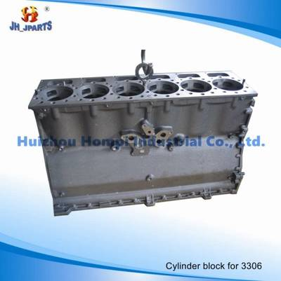 Truck Parts Cylinder Block for Caterpillar 3306 1n3576 4p623 3304/3066/S6K/320/3116