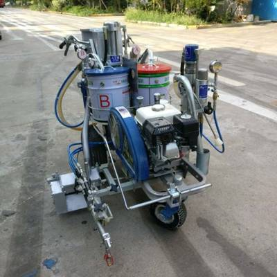 ATM-2700 Two Component Airless Road Marking Machine for Sale