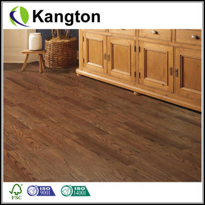 Commercial Solid Oak Engineered Wood Flooring