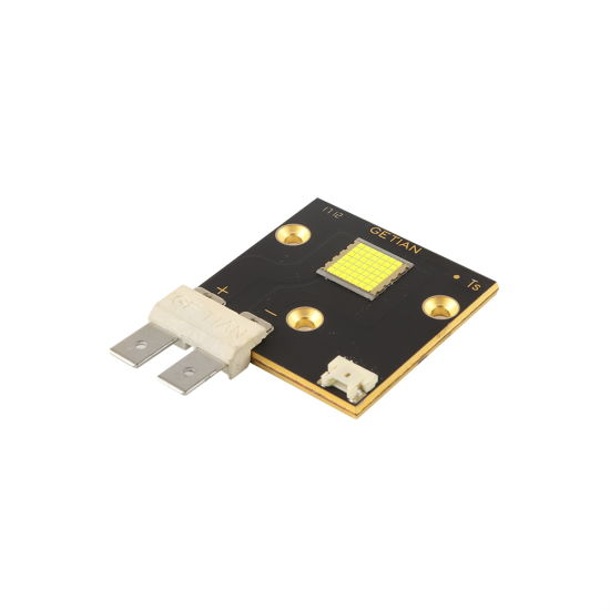 Ceramic Base Flip Chip No Gold Wire LEDs 300W for Stage Light Projector