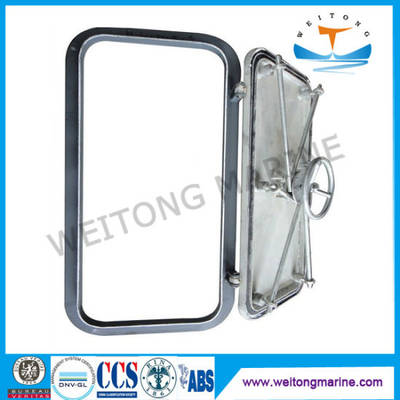 Quick Action Weathertight Marine Steel Door