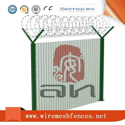 Best Quality Lowest Price Triangle Welded Fence