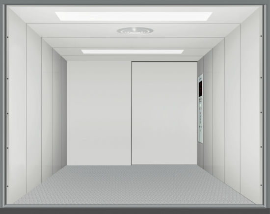 Cargo Freight Goods Elevator with High Security