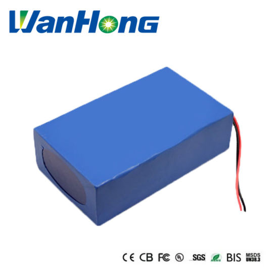 Electric Scooter Battery 72V 20ah Rechargeable Lithium Ion Battery of Electric Motorbike Battery for
