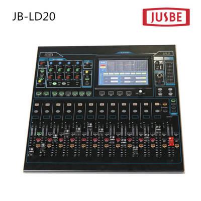 Professional Audio 20 Channal High Quality Digital Audio Mixer Jb-Dl20