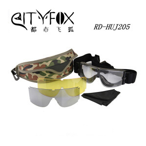 Promotion High Quality Police/Military Safety Goggles