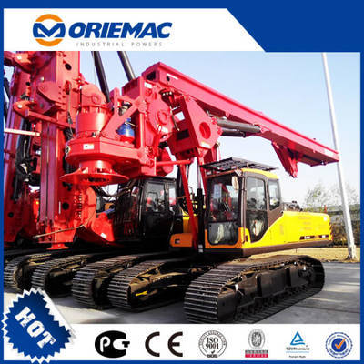 Sany 55m Drilling Depth Hydraulic Rotary Drilling Rig Price