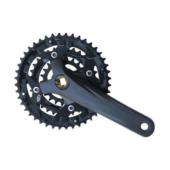 Steel Bicycle Chainwheel and Crank Set