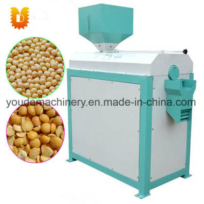 Uddtp-600 Most Popular Commercial Automatic Bean Dry Peeling Machine/Dry Soybean Peeler