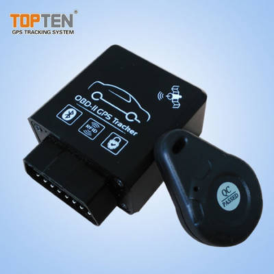 OBD2 Scanner with GPS Tracking, Wireless Immobilizer (TK228-KH)
