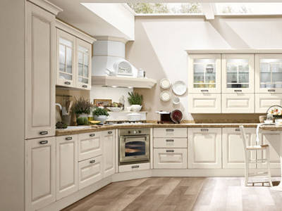 Whole Sale Amercian Design Solid Wood Kitchen Cabinet
