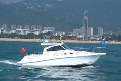 39FT Affordable Luxury Boat Speed Boat for 12 Persons