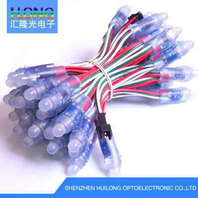 China 12mm RGB Pixel Light IC Controller LED Light LED Christmas Light