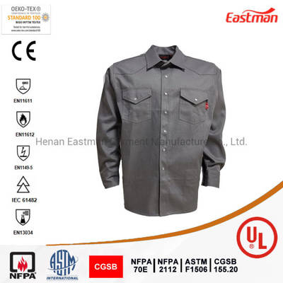 China Shirt Fr Shirt Protective Clothing