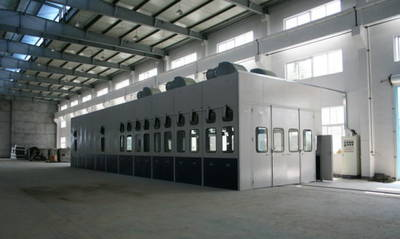 China Industrial Paint Booth Paint Booth Painting Equipment pictures & photos