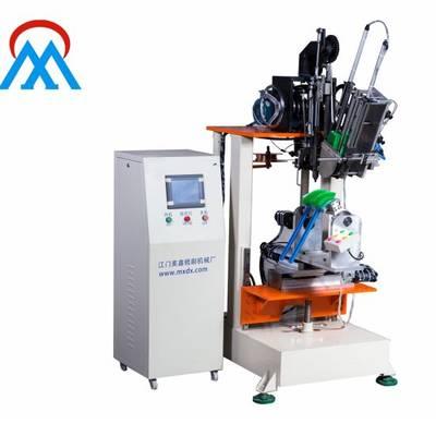 China 3 Axis Broom Brush Making Machine Automatic Brush Machine Types Brush Making Machine