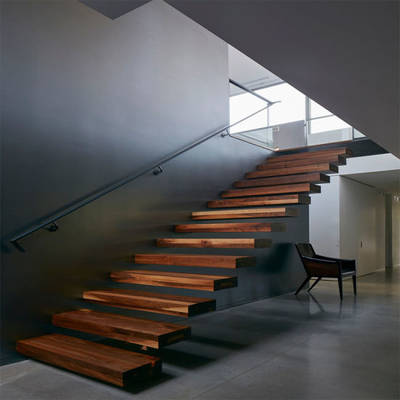 China Wood Stairs Stairs Floating Staircase