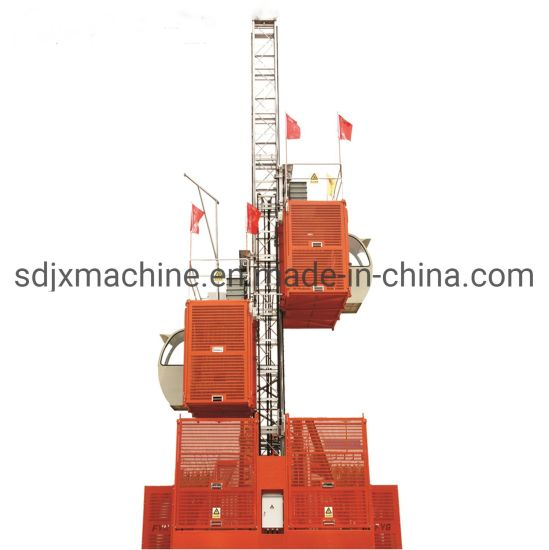 China Construction Elevator Construction Hoist Construction Hoist Elevator