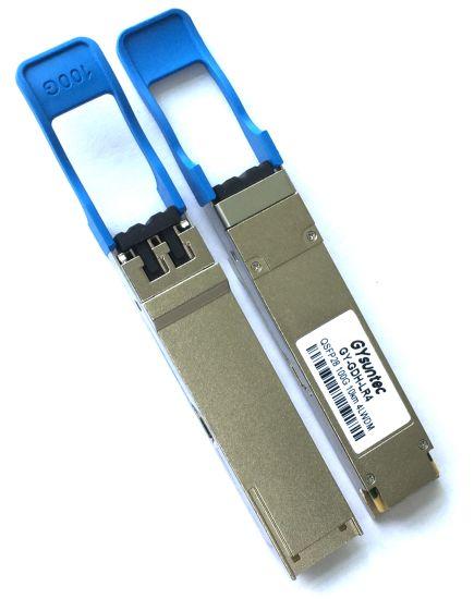 China Qsfp28 Lr4 100g SFP SFP Transceiver pictures & photos