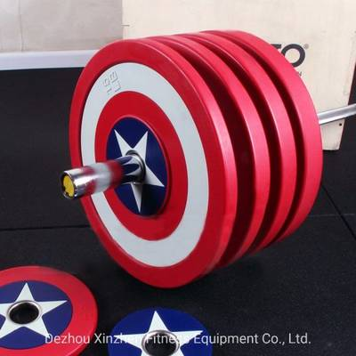 China Weight Plate Bumper Plate Lifting Weight