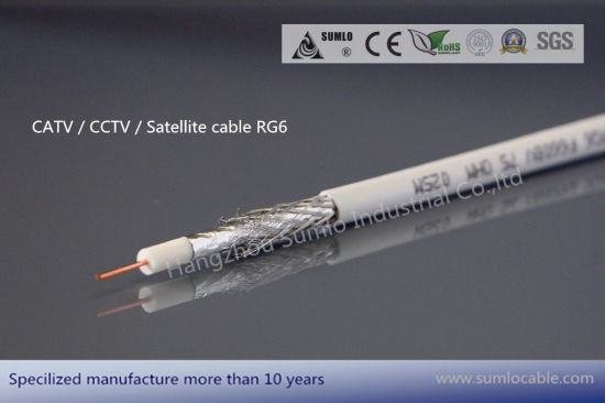 China Coaxial Cable Coax Cable Cable